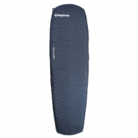 Savaime prisipučiantis čiužinys KingCamp Wave Comfort grey Iepazīšanās paklāji