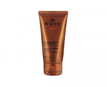 Savaiminio įdegio emulsija Nuxe Sun (Fondant Self-Tanning Emulsion For Face) 50 ml) Saulės kremai