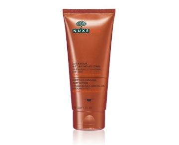Savaiminio įdegio losjonas Nuxe Sun ( Silk y Self-tanning Body Lotion) 100 ml Saulės kremai