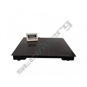 SBS-BW1T, 1000kg/0,5kg LED Platform scales scales