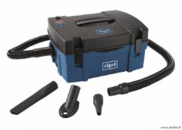 SCHEPPACH HD2P DULKIŲ SIURBLYS Sūkņu iekārtas