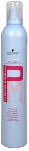 Schwarzkopf Professionnelle Mousse Super Strong Hold Cosmetic 500ml Plaukų modeliavimo priemonės