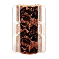 Segtukas plaukams Linziclip Maxi Hair Clip Cosmetic 1vnt. Orange Lace Aksesuarai plaukams