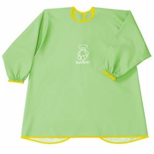 Seilinukas Eat and Play Smock Green