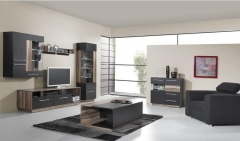 Wall unit Monsun D Section