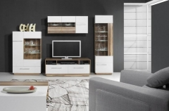 Wall unit Monsun E Section
