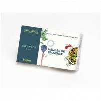 Sėklų rinkinys Tregren World Kitchen Herbes de Provence, 6 seed pods: rosemary, thyme, oregano, marjoram, bladder sage, SEEDPOD93
