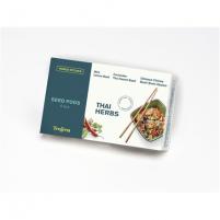 Sėklų rinkinys Tregren World Kitchen Thai Herbs, 6 seed pods: coriander, mint, basil Siam Queen, Thai basil, chinese chives, lemon bean, SEEDPOD90 Išmanūs vazonai, daigyklės