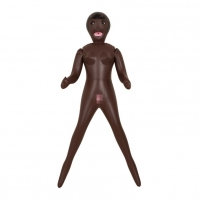 Sekso lėlė Egzotinė mergaitė Pripučiamos sekso lėlės