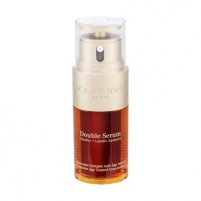 Serums Clarins Double Serum Complete Age Control Concentrate Cosmetic 30ml Maskas un serums sejas