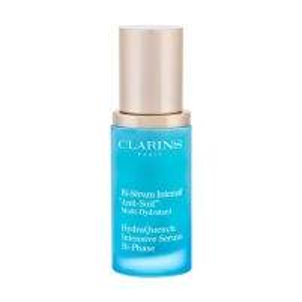 Serumas Clarins HydraQuench Intensive Serum Bi Phase Cosmetic 30ml