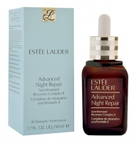 Serums Esteé Lauder Advanced Night Repair Synchro Recovery Complex II Cosmetic 30ml Maskas un serums sejas