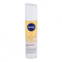 Serumas Nivea Q10 Plus Anti-Wrinkle Serum Pearls Cosmetic 75ml Kaukės ir serumai veidui