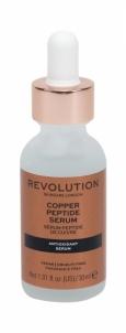 Serumas sausai odai Makeup Revolution London Skincare Copper Peptide 30ml Kaukės ir serumai veidui