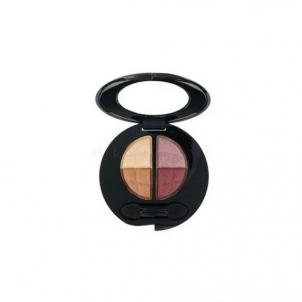 Šešėliai akims Astor Color Vision Eye Shadow Palette Cosmetic 6g (Smokey Blue) Šešėliai akims