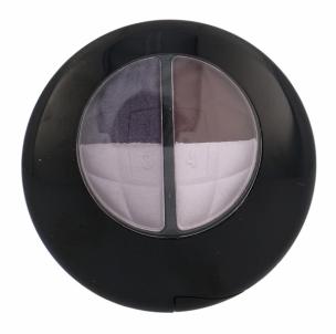 Šešėliai akims Astor Color Vision Eye Shadow Palette Cosmetic 6g (Smokey Purple) Šešėliai akims