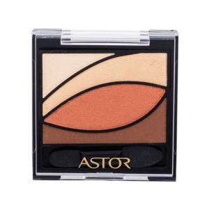 Šešėliai akims Astor Eye Artist Shadow Palette Cosmetic 4g 120 Latin Night Šešėliai akims