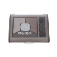 Šešėliai akims BOURJOIS Paris Smoky Stories Quad Eyeshadow Palette Cosmetic 3,2g 05 Good Nude Šešėliai akims