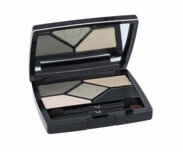 Šešėliai akims Christian Dior 5 Couleurs Designer Cosmetic 6g 308 Khaki Design Šešėliai akims