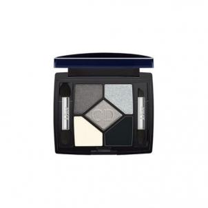 Šešėliai akims Christian Dior 5 Couleurs Designer Cosmetic 4,4g 208 Navy Design Šešėliai akims
