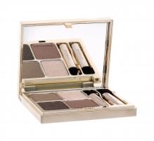 Šešėliai akims Clarins Eye Quartet Mineral Palette Cosmetic 5,6g 11 Forest Šešėliai akims