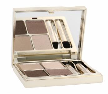 Šešėliai akims Clarins Eye Quartet Mineral Palette Cosmetic 5,6g Šešėliai akims
