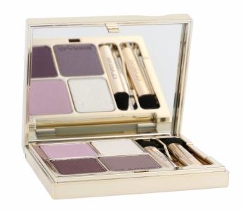 Šešėliai akims Clarins Eye Quartet Mineral Palette Cosmetic 5,8g 05 Violet Šešėliai akims