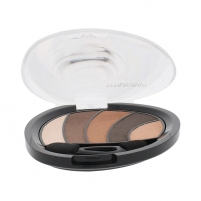 Šešėliai akims Deborah Milano Perfect Smokey Eye Palette Cosmetic 5g Shade 1 Šešėliai akims