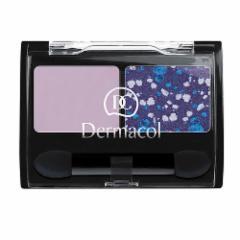 Dermacol Duo Eye Shadow Cosmetic 3g Nr.2