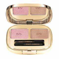 Šešėliai akims Dolce & Gabbana The Eyeshadow Duo Cosmetic 5g 80 Cinnamon Šešėliai akims