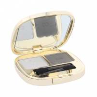 Šešėliai akims Dolce & Gabbana The Eyeshadow Duo Cosmetic 5g Shade 120 Romance Šešėliai akims