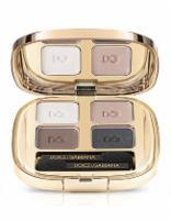 Šešėliai akims Dolce & Gabbana The Eyeshadow Quad Cosmetic 4,8g 100 Femme Fatale Šešėliai akims