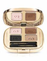 Šešėliai akims Dolce & Gabbana The Eyeshadow Quad Cosmetic 4,8g 105 Smoky Šešėliai akims