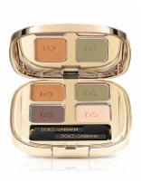 Šešėliai akims Dolce & Gabbana The Eyeshadow Quad Cosmetic 4,8g 120 Mediterraneo Šešėliai akims