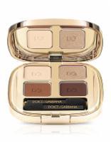 Šešėliai akims Dolce & Gabbana The Eyeshadow Quad Cosmetic 4,8g 123 Desert Šešėliai akims