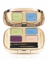 Šešėliai akims Dolce & Gabbana The Eyeshadow Quad Cosmetic 4,8g 152 Bouquet Šešėliai akims