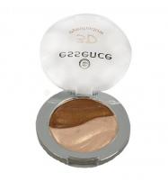 Šešėliai akims Essence 3D Eyeshadow Cosmetic 2,8g 03 Irresistible Choco Cupcake Šešėliai akims