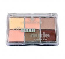 Šešėliai akims Essence All About Nude Eyeshadow Cosmetic 8,5g 01 Nude Šešėliai akims