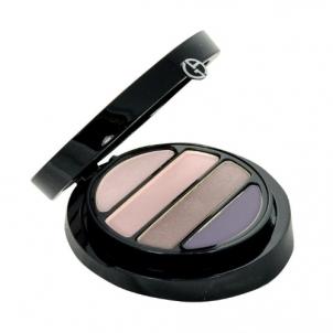 Šešėliai akims Giorgio Armani Eyes To Kill 4 Color Eyeshadow Palette Cosmetic 2x2g Shade 5 Šešėliai akims