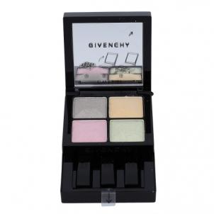 Šešėliai akims Givenchy Le Prisme Yeux Quatuor Eyeshadow Cosmetic 4g Shade 73 Pastel Model Šešėliai akims