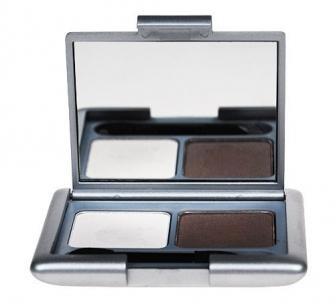 Šešėliai akims Lavera Eye Shadow No.2 Sand/dark grey Cosmetic 3,6g Šešėliai akims
