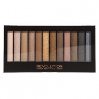 Šešėliai akims Makeup Revolution Eye Shadow Palette Iconic 1 Šešėliai akims