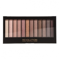 Šešėliai akims Makeup Revolution Eye Shadow Palette Iconic 3
