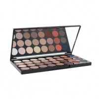 Šešėliai akims Makeup Revolution London Flawless Matte 2 Palette Cosmetic 20g 32 matte eyeshadows