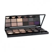 Šešėliai akims Makeup Revolution London Hard Day Eyeshadow Palette Cosmetic 13g