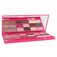 Šešėliai akims Makeup Revolution London I Love Makeup Chocolate Love Palette Cosmetic 22g Šešėliai akims