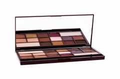 Šešėliai akims Makeup Revolution London I Love Makeup I Heart Chocolate Palette Cosmetic 22g Šešėliai akims