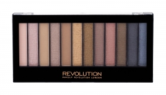 Šešėliai akims Makeup Revolution London Redemption Palette Iconic 1 Cosmetic 14g Šešėliai akims