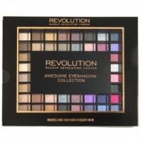 Šešėliai akims Makeup Revolution Palette 100 Eye Shadow Collection Šešėliai akims