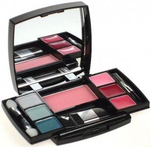 Šešėliai akims Makeup Trading Schmink Set Compact Cosmetic 4,25g Šešėliai akims